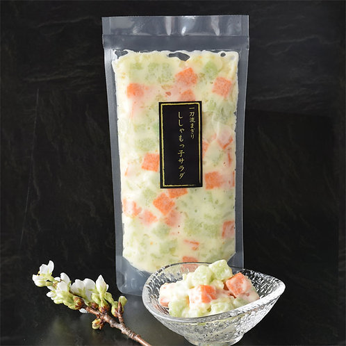 ししゃもっ子サラダ(200g)