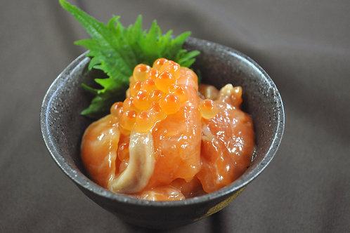 サーモンルイベ漬(200g)