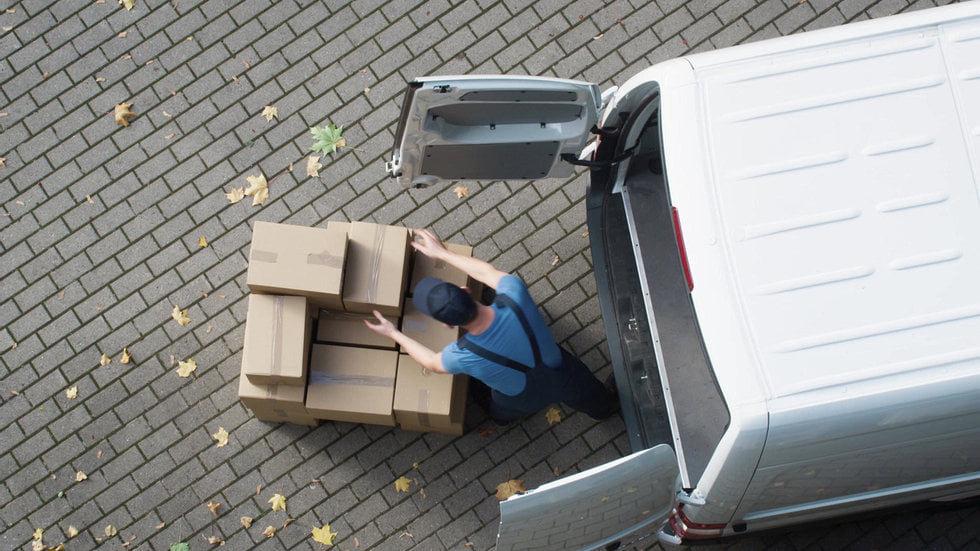 man and van services