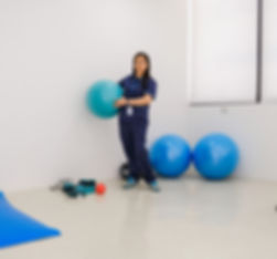 MetroSanitas Keralty clinic Physical therapy and rehab