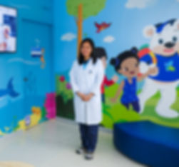 MetroSanitas Keralty clinic pediatrics services - pediatrician