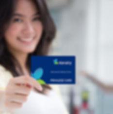 MetroSanitas Keralty clinics privilege card