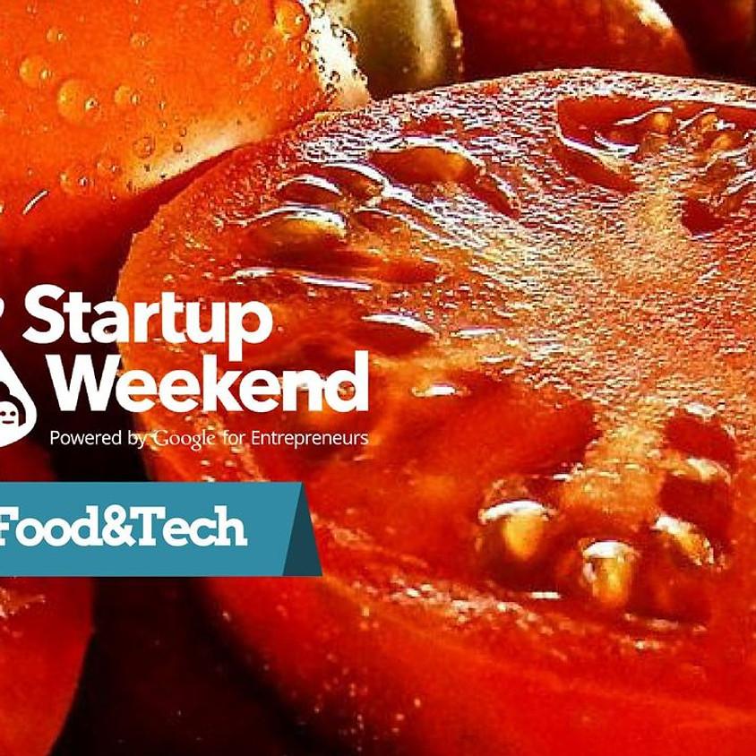 Startup Weekend Food&Tech