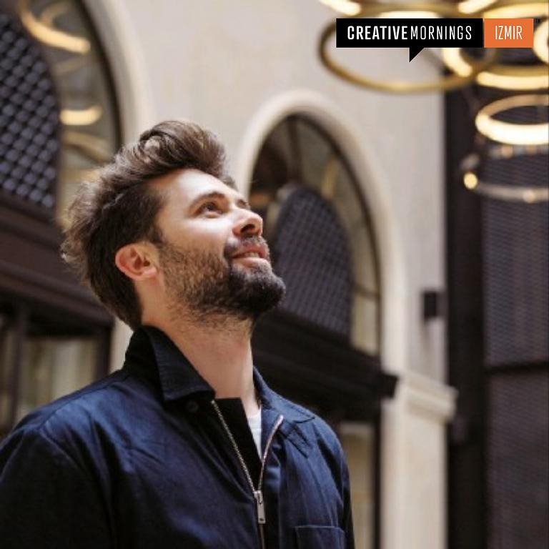 CreativeMornings Izmir / Söz: Fırat Neziroğlu