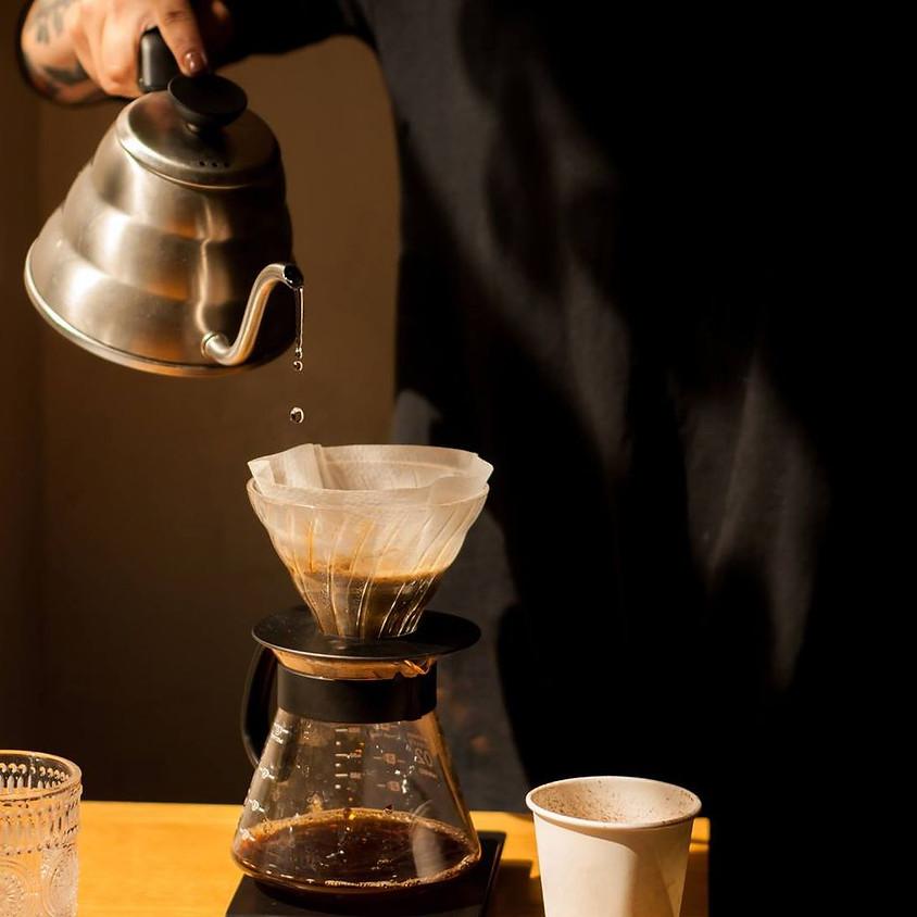 Evde 3. Nesil Kahve Yapımı