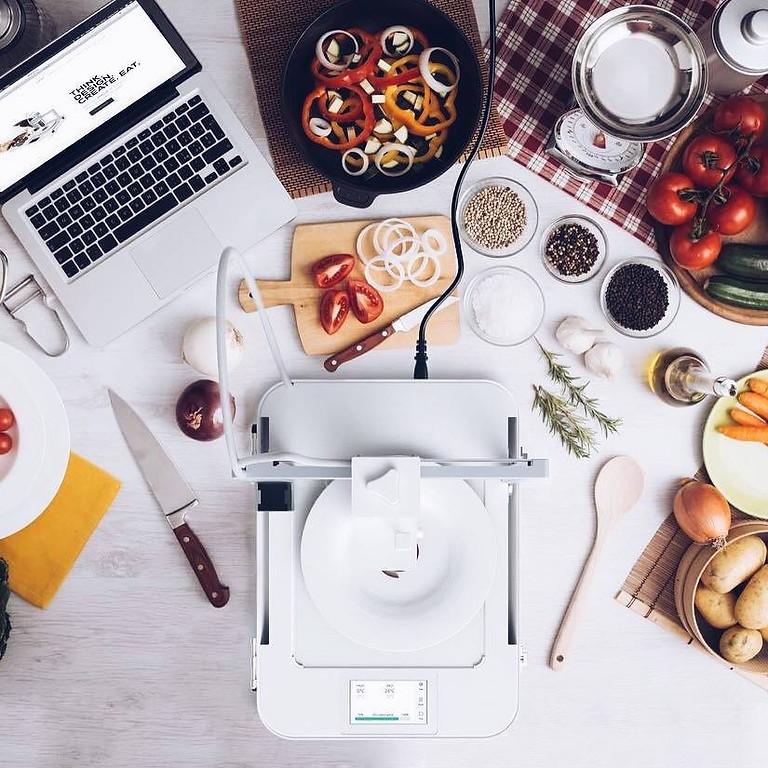 Gıda ve Yapanlar: Make, Tech, Hack