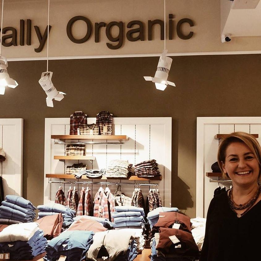 Ayın Konusu: Organik Tekstil, Konuk: Seray Seyfeli