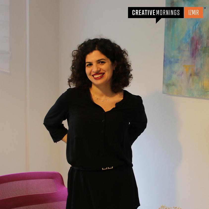 CreativeMornings Izmir / Dalgalanma: Yaprak Kaymak Özgür