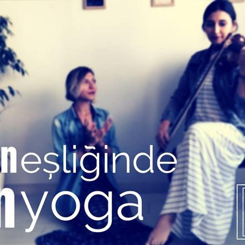 Keman Eşliğinde Yin Yoga Vol-I