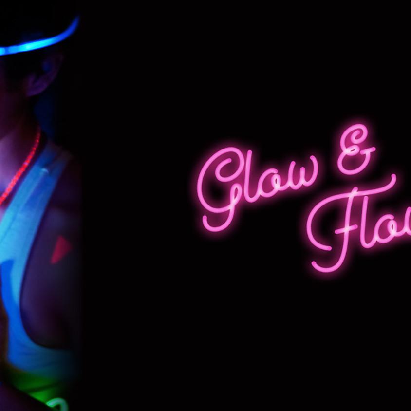 Glow & Flow Yoga Parti