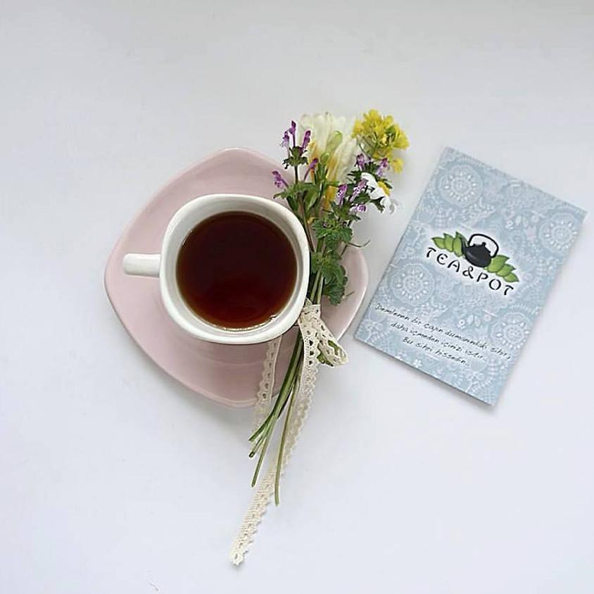 Tea & Pot, Çay ile Kokteyl Yapımı Atölyesi