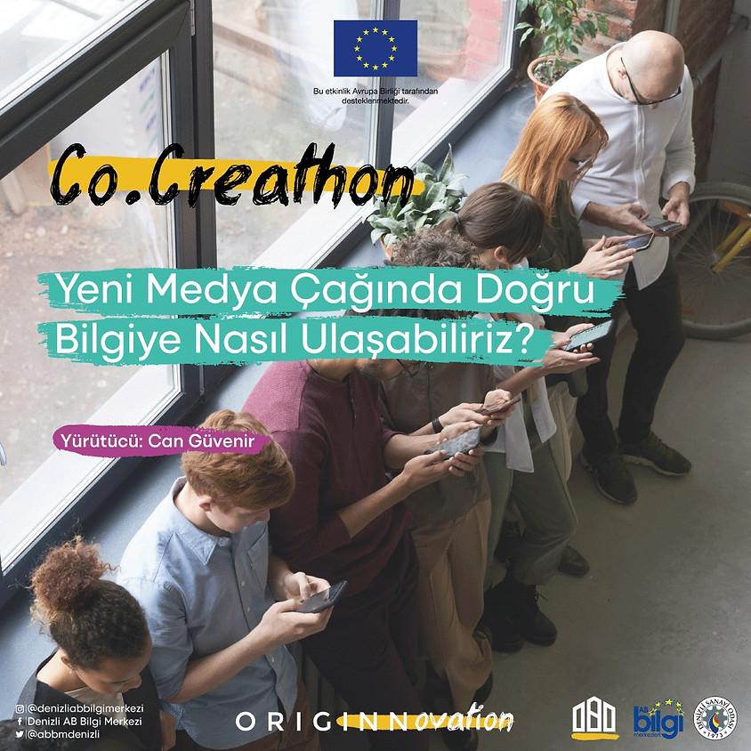 Co.Creathon - Yeni Medya & Dezenformasyon