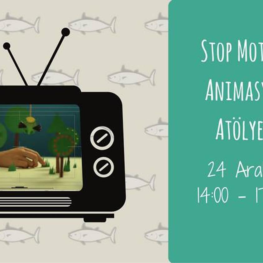 Çocuklar İçin Stop Motion Animasyon Atölyesi