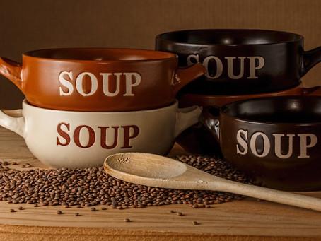 Pass the Lentil Soup!