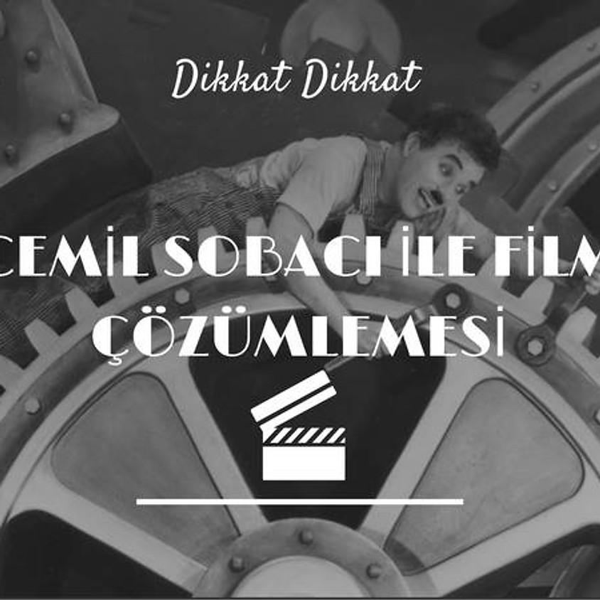 Cemil Sobacı ile Film Çözümlemesi