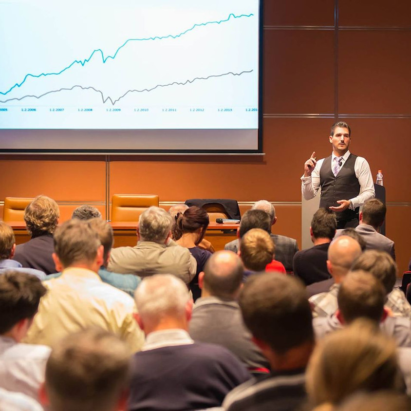 Workshop: The Power of One-Minute Presentations