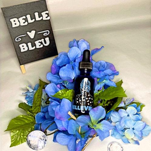 Belle V Bleu Hair growth oil