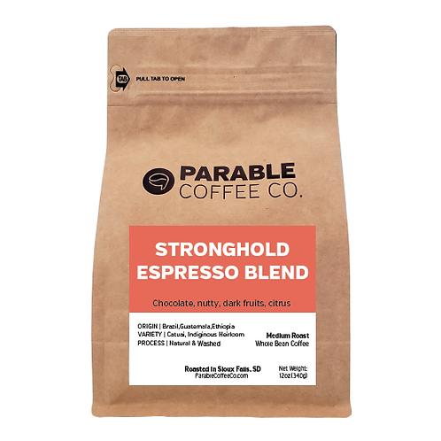 Stronghold Espresso Blend