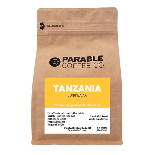 Tanzania Lungwa AA