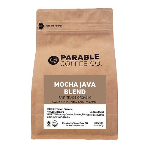 Mocha Java Blend FTO