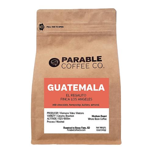 Guatemala El Regalito | Finca Los Angeles
