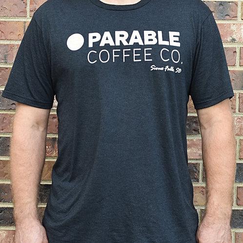 Parable Coffee Signature Logo Premium T-Shirt