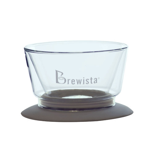 Brewista Smart Dripper™ Flat Bottom Glass Dripper