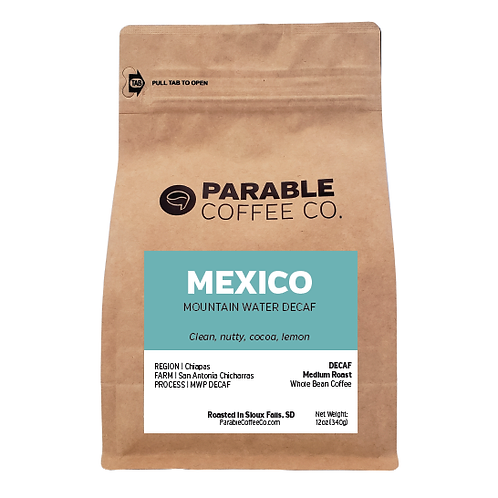 Mexico MWP DECAF