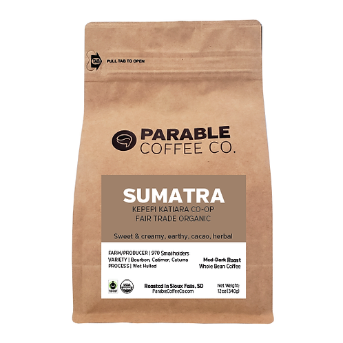 Sumatra Kopepi Ketiara Co-op FTO
