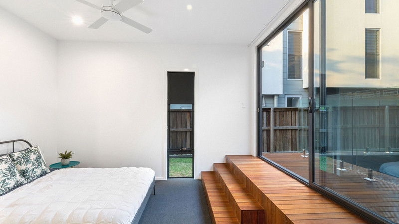 Black-Sliding-Door-with-two-large-panels