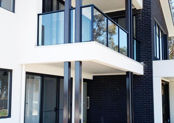IMG_3058 Aluminium Frame Balustrade #2
