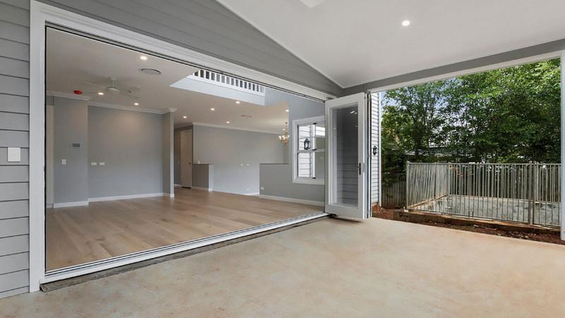 White-Aluminium-Bi-fold-Door-fully-opene