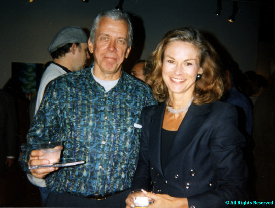 Playboy Magazine's Christie Hefner