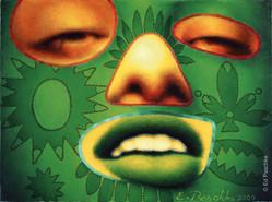 Bacio II, 2000