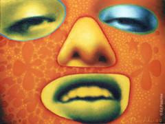 Faccia Orange, 2000
