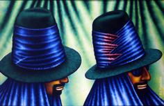 Blue Hats, 1976