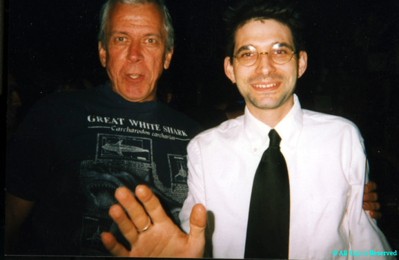 Record Producer & Former Student Steve Albini