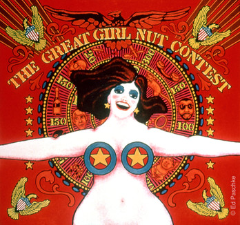 The Great Girl Nut Contest