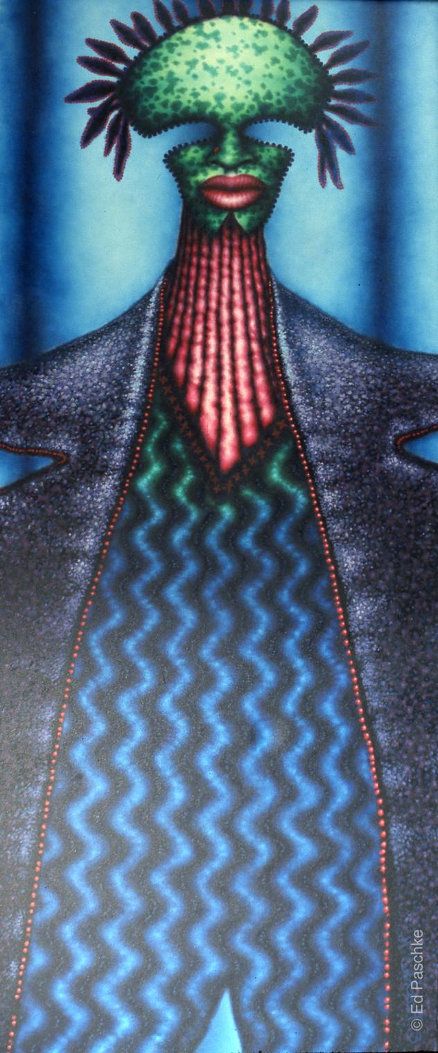Blue Dart, 1976