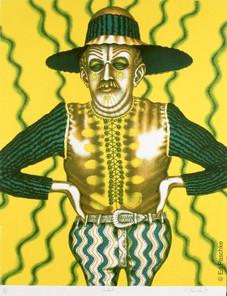Hubert (Color), 1977