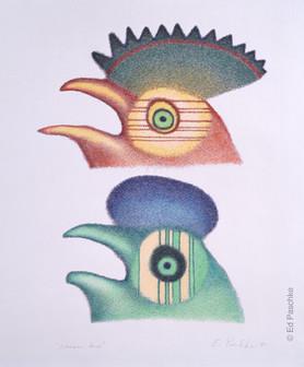 Oiseau Deux, 1994