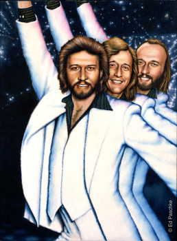 The Rise & Fall & Rise of the Brothers Gibb