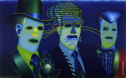 Blue De Trois, 1978