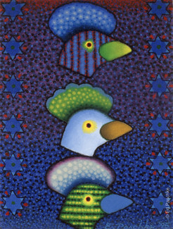 Blue Strip, 1995