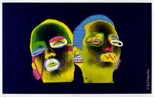 Indigo Deux, 1988