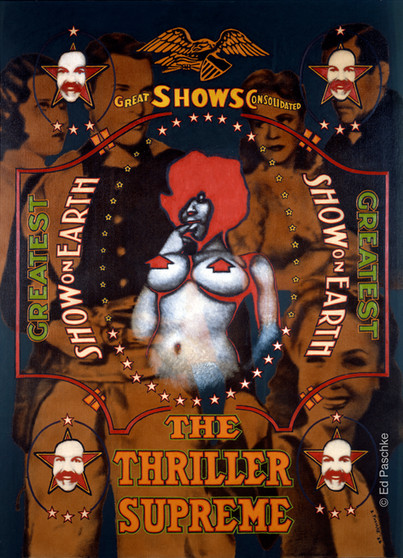 The Thriller Supreme, 1969