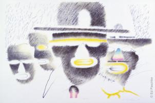 Chopche, 1984