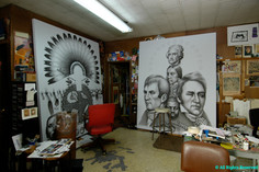 Howard Street Studio, 2004