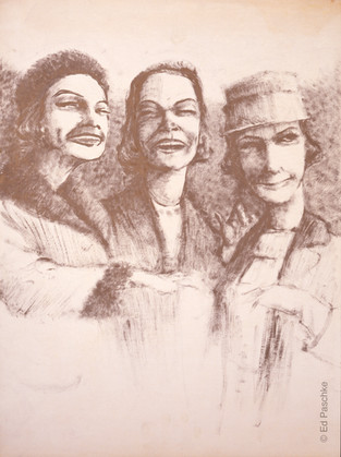 Untitled (Three Women)