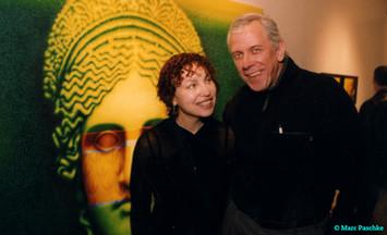 Art Dealer Maya Polsky